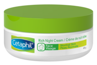 Rich Night Cream with Hyaluronic Acid