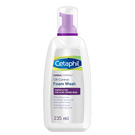 Cetaphil® DermaControl™ Oil Control Foam Wash
